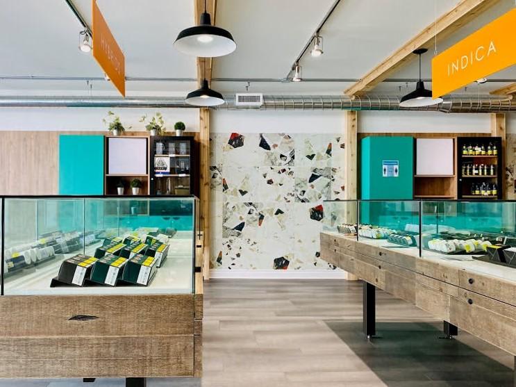 04. Cannabis Retail