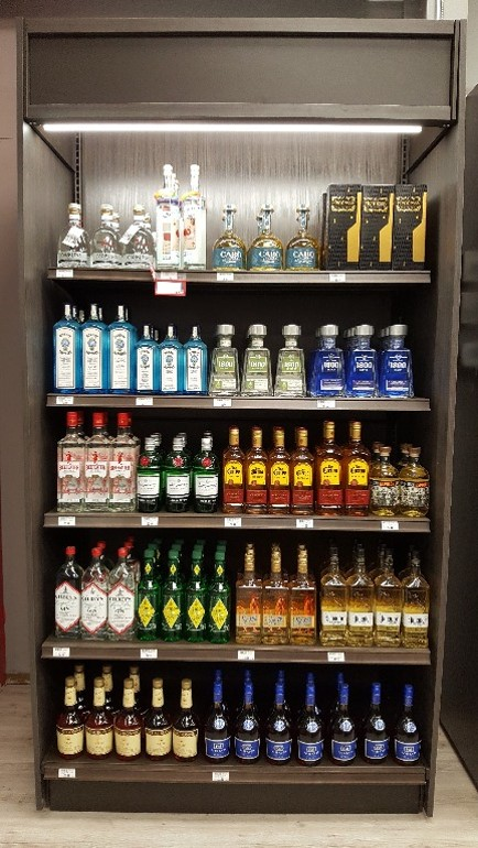 06. Liquor Store Gondola