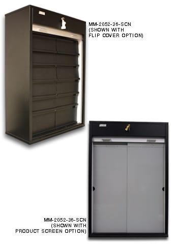 14. Tobacco Cabinet
