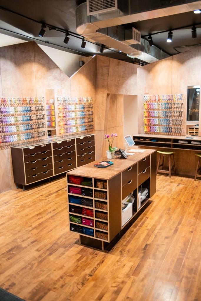 15. Optical Store