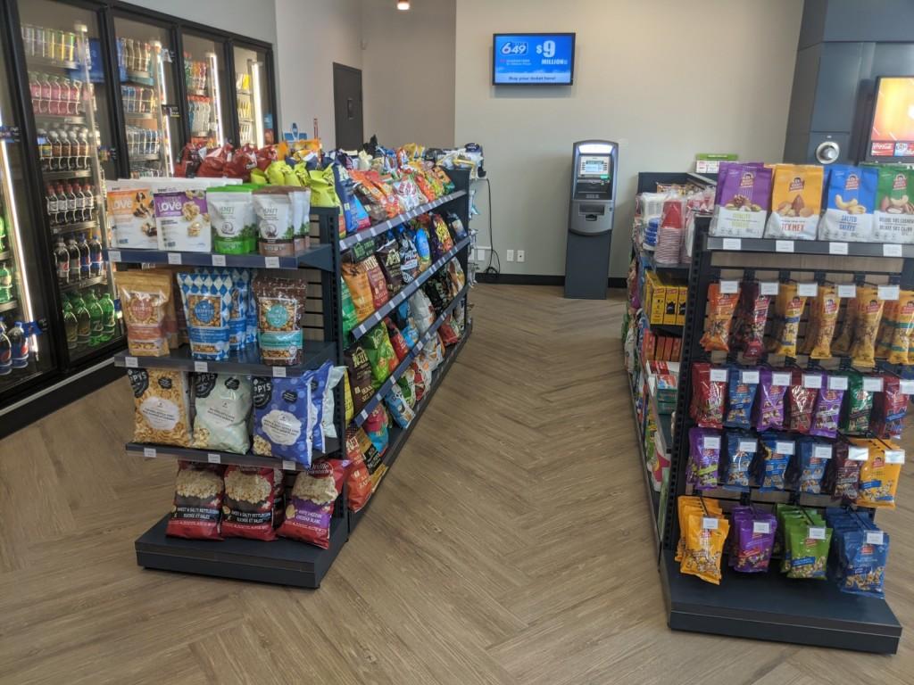 24. Retail Displays