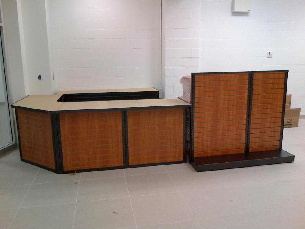 8. Cash Desk