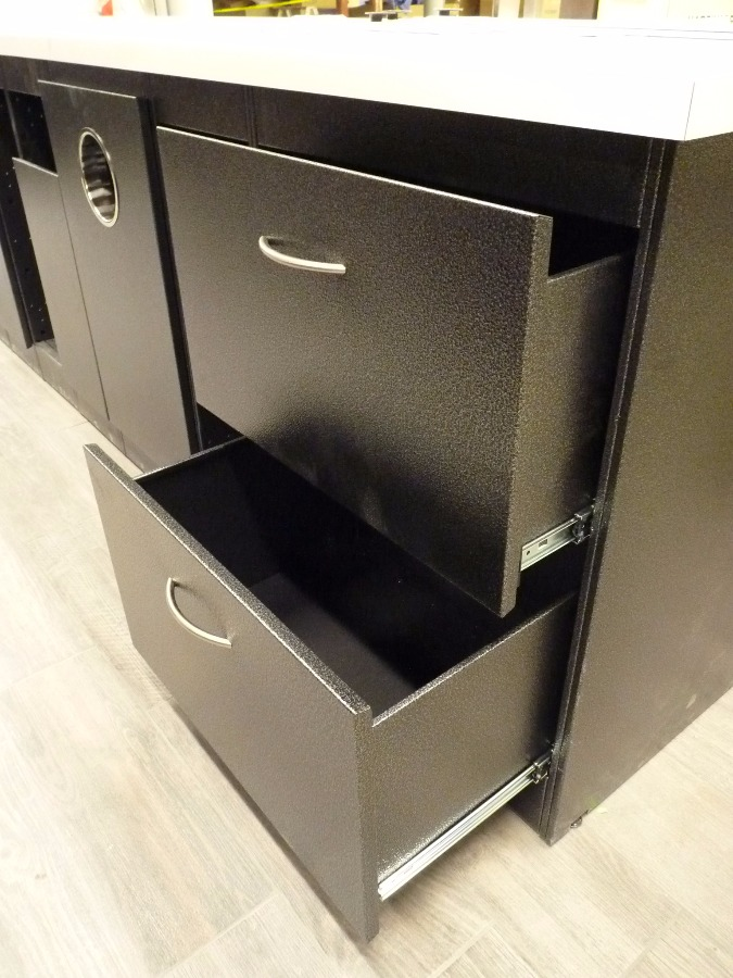 Double Metal Drawer