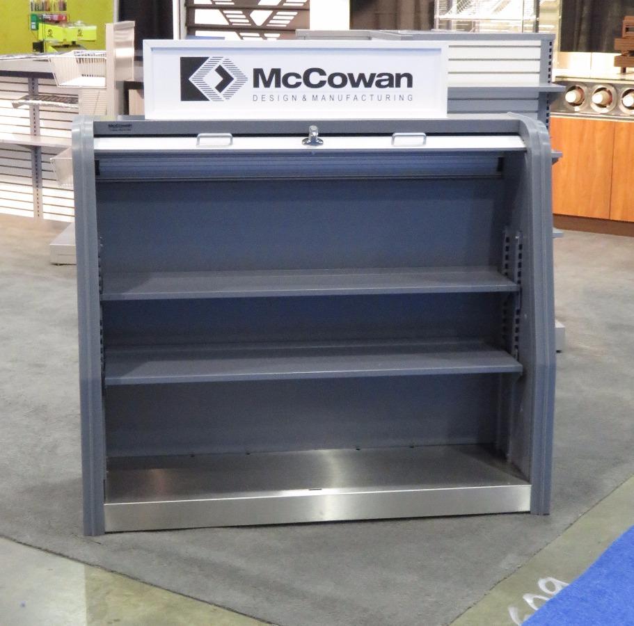 MM-686 Slimline Exterior Merchandiser 2