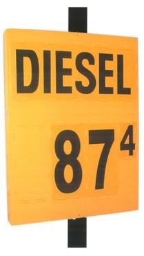 MS-311D Pole Sign