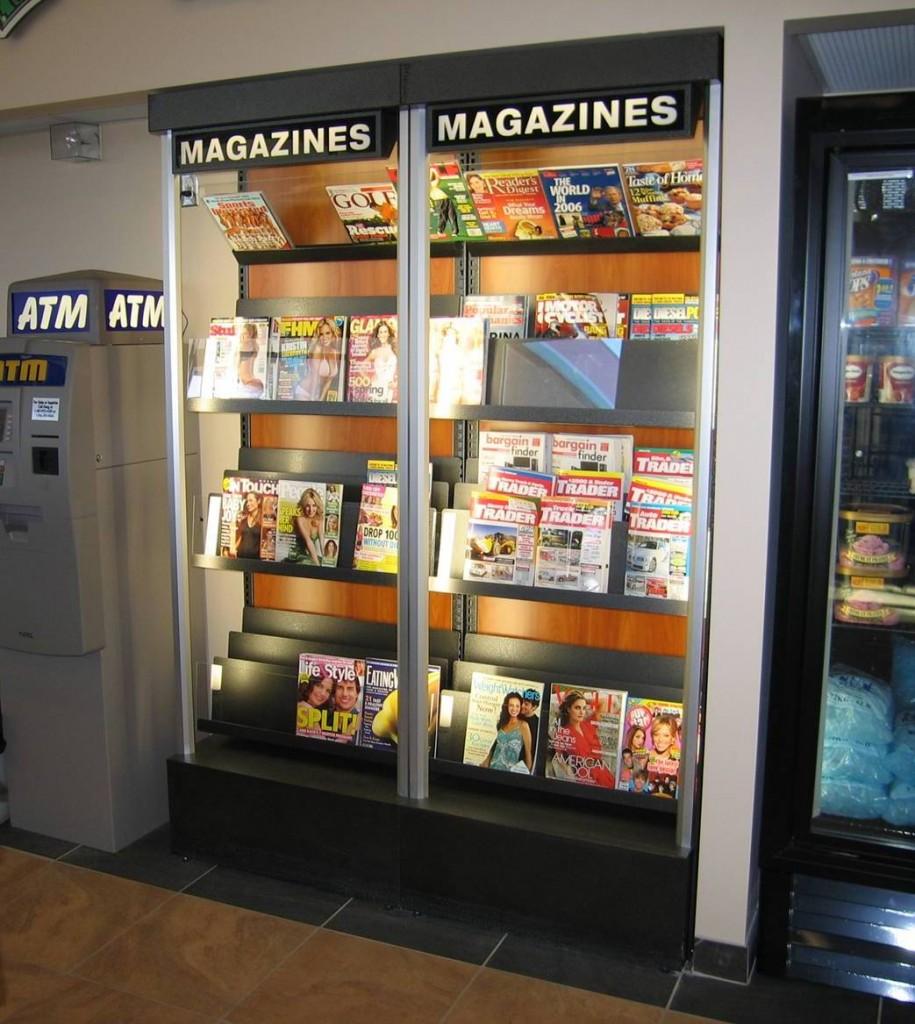 Magazine Rack 2