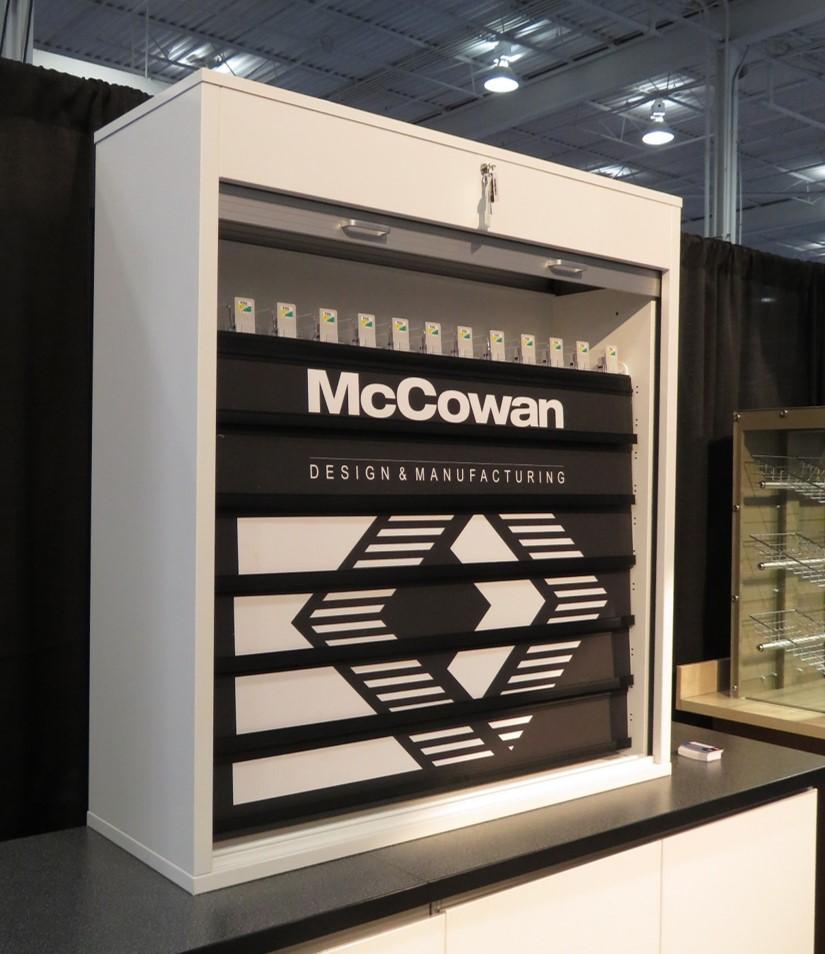Tobacco Cabinet 1