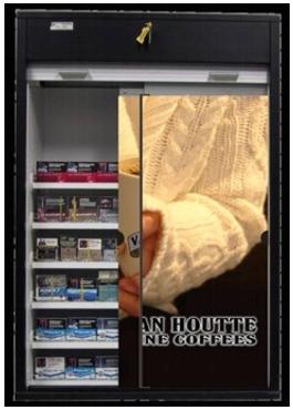Tobacco Cabinet 5